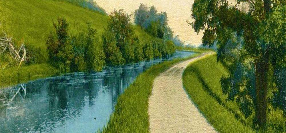 Morris Canal Greenway Warren County Nj Parks
