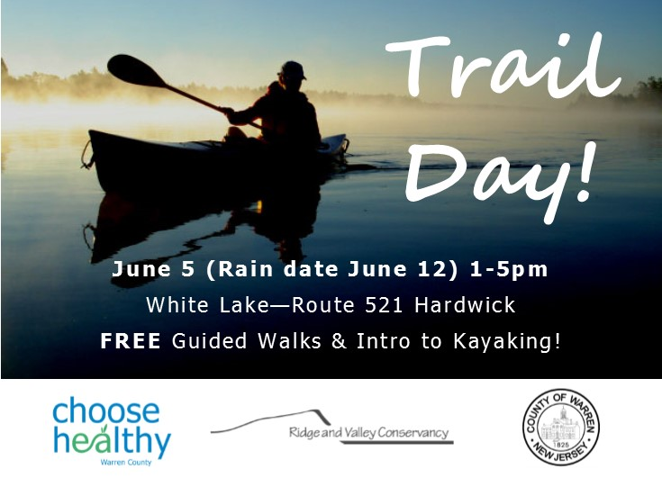 Intro to Kayaking - Warren County, NJ Parks